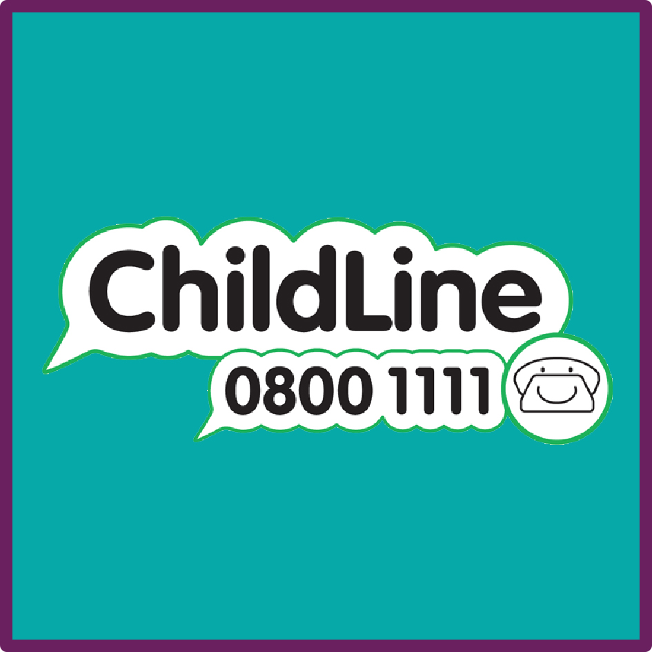 Free confidential service where you can talk about anything you want. There is a phone service 0800 1111 and online chat available too.
